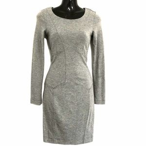 FRENCH CONNECTION UK bodycon  dress back zip